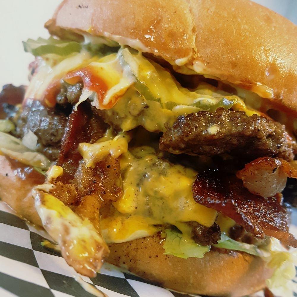 Boro Burger: Hillsboro, OR