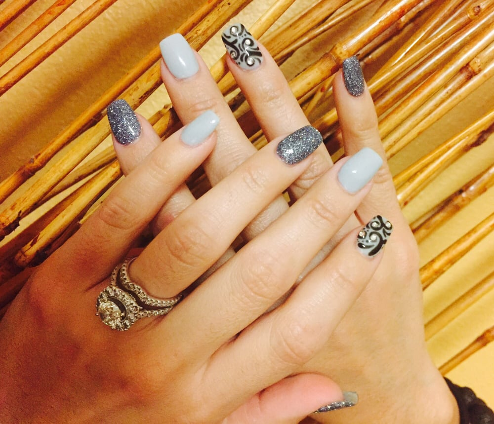 Five star nails nail salons 3927 s mccoll rd edinburg for 5 star nail salon