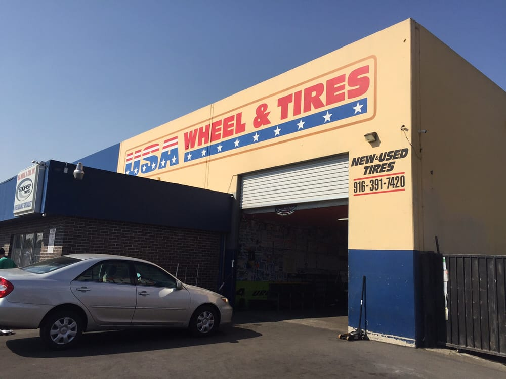 USA Wheel & Tires