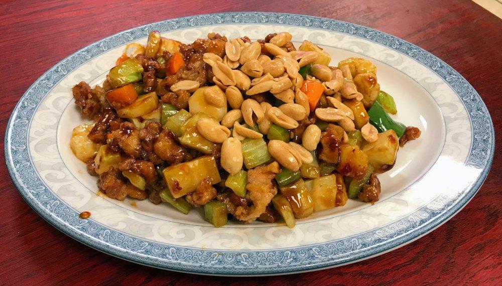 Food from Lin Garden