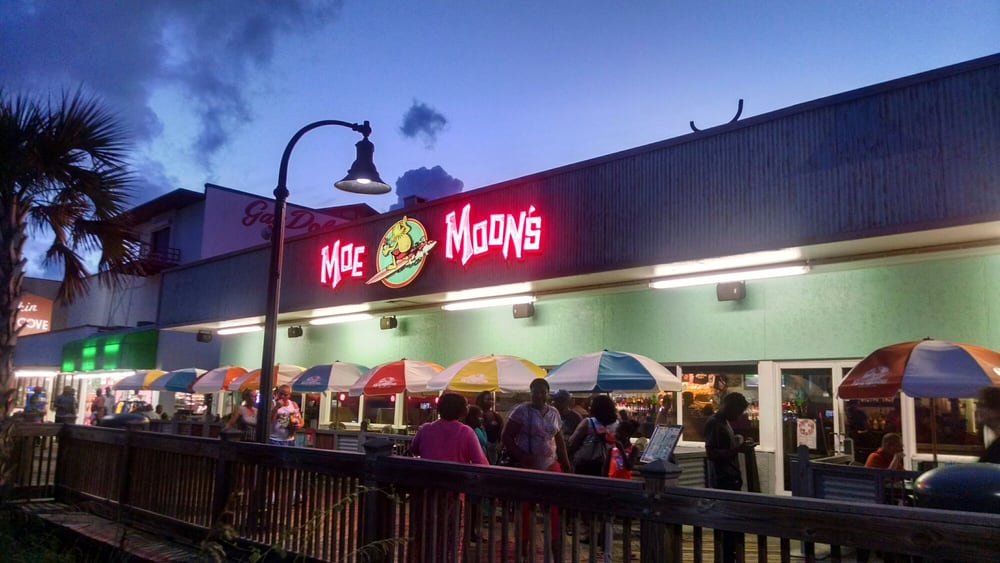 Photo Of Moe Moons Myrtle Beach Sc United States