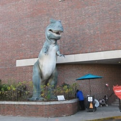 Photo of Museum of Science - Boston, MA, United States. T-Rex