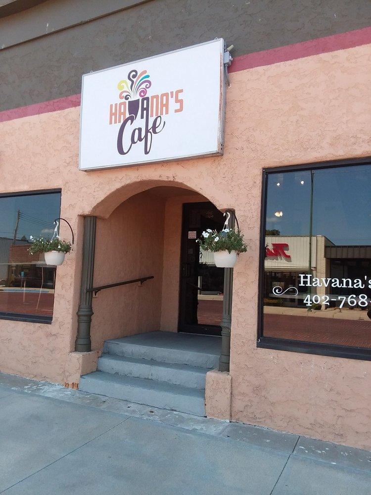 Havana's Cafe: 411 Lincoln Ave, Hebron, NE