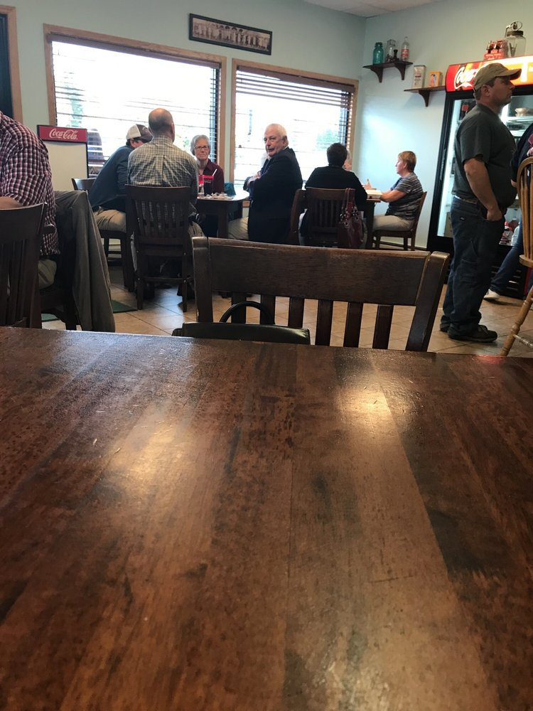 Teresa's Corner Cafe and Bakery: 299 Main St, Presque Isle, ME