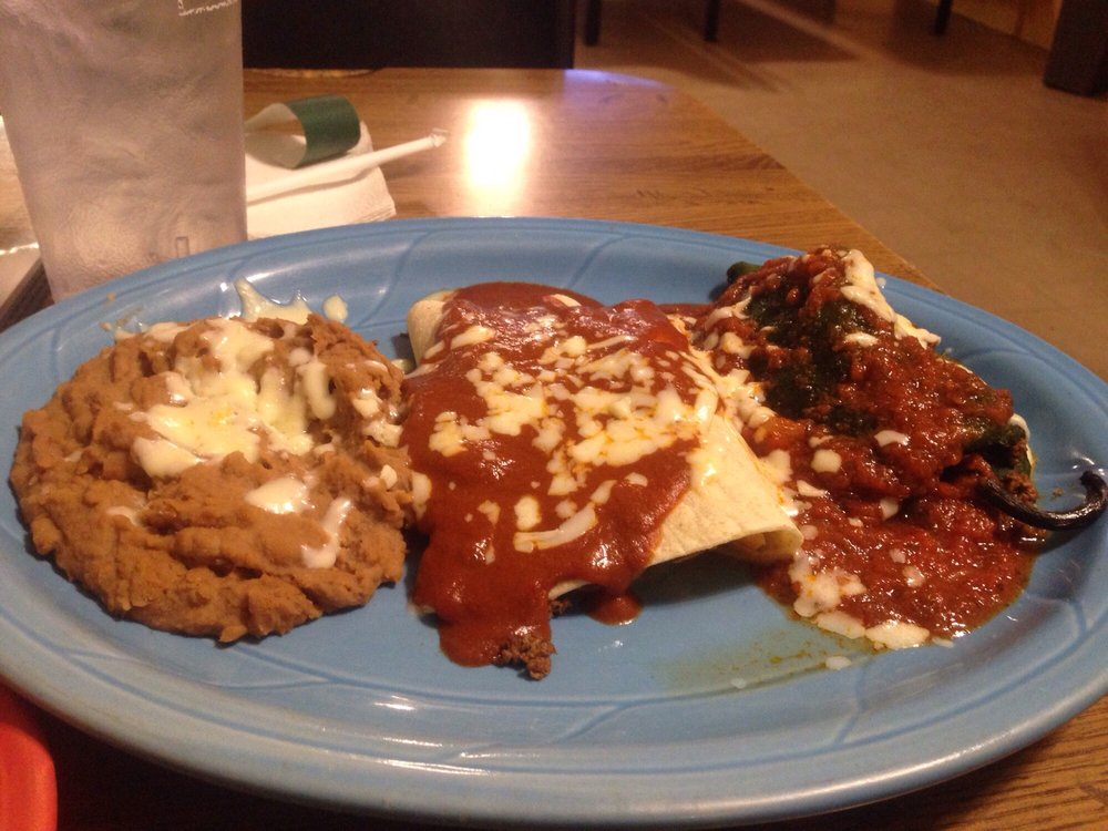 Alejandro's Authentic Mexican Restaurant: 1205 S Veterans Blvd, Glennville, GA