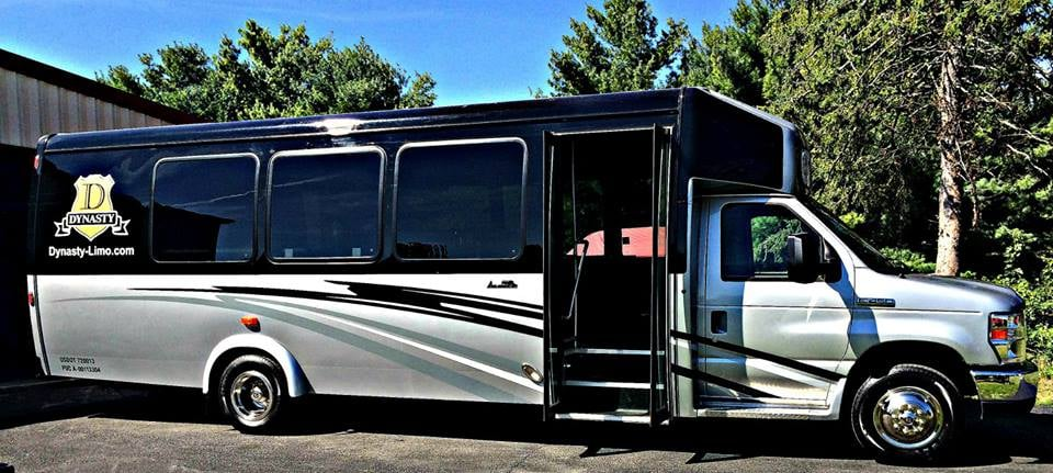 Dynasty Limousine Service: 101 Martins Corner Rd, Coatesville, PA