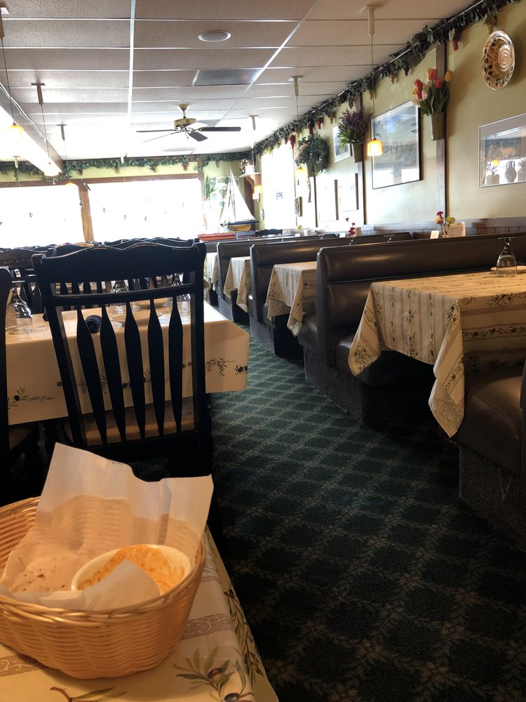 Greek Islands: 2001 Commercial Ave, Anacortes, WA