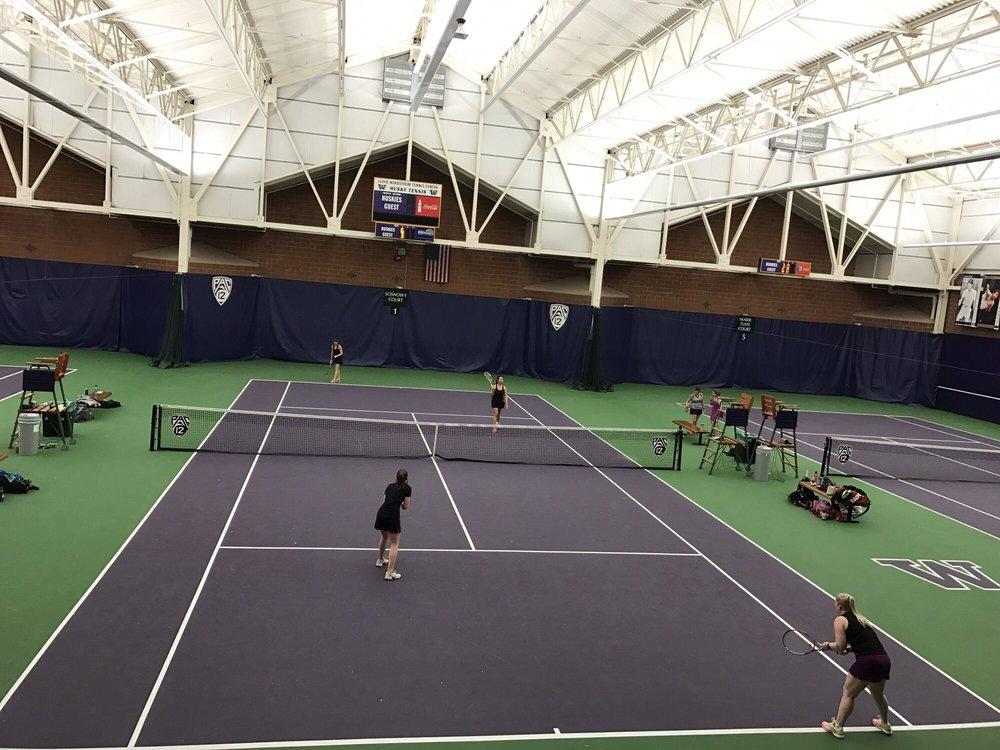 Lloyd Nordstrom Tennis Center