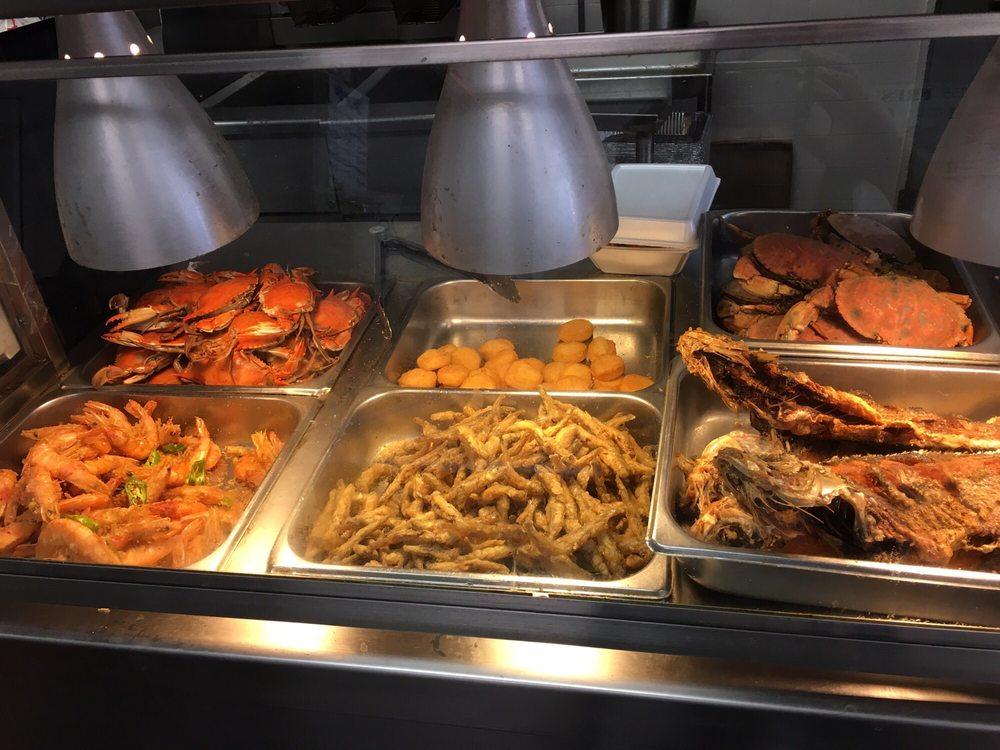 555 fish market cerrado 16 rese as pescader a 235 for Fish market jersey city