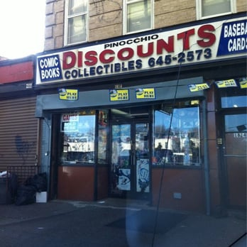 Pinocchio Discounts 10 Reviews Comic Books 1814 Mcdonald Ave