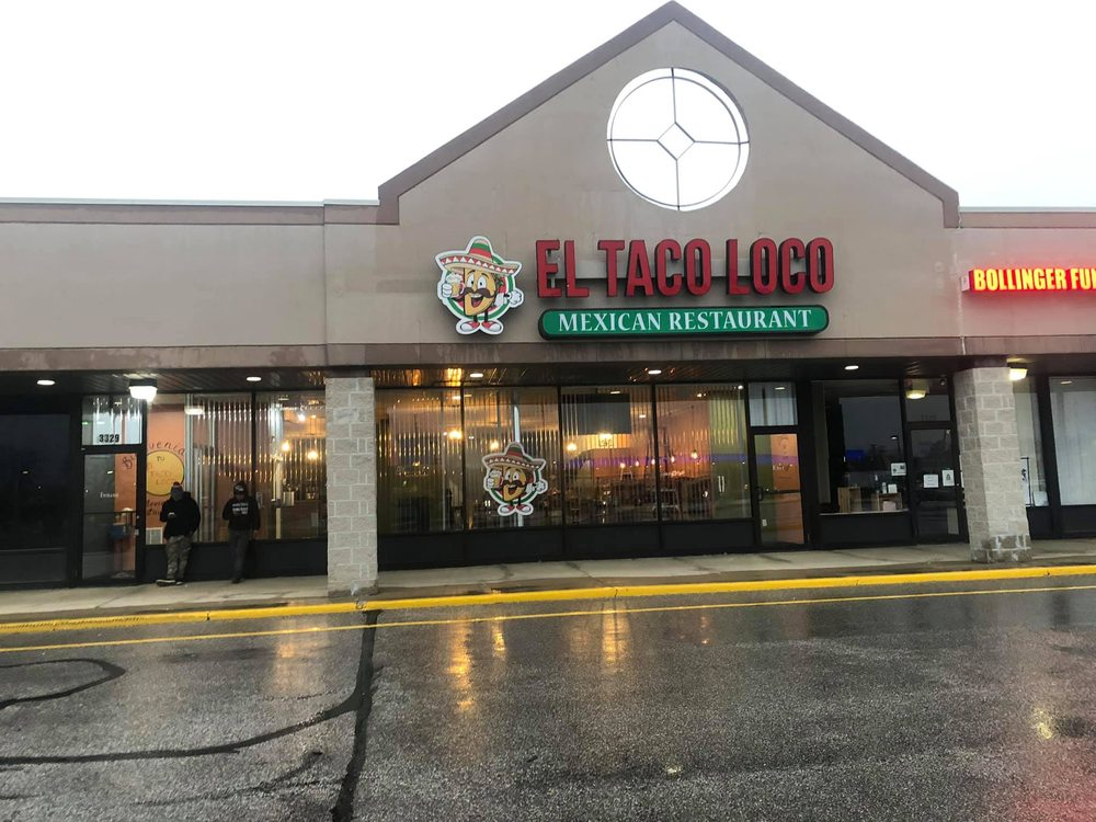 El Taco Loco: 3329 Center Rd, Brunswick, OH