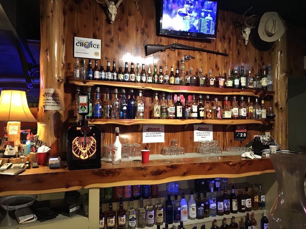 Shooters Saloon: 2318 S Market St, Brenham, TX