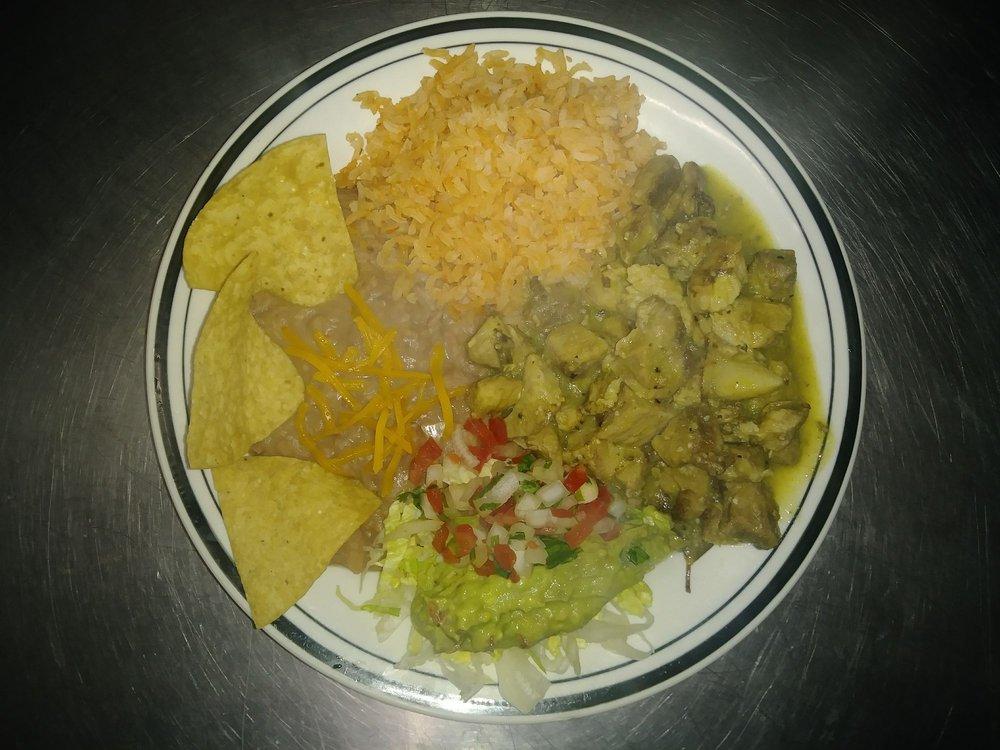 Carlitos Way Fresh Mexican Food: 8908 Elder Creek Rd, Sacramento, CA