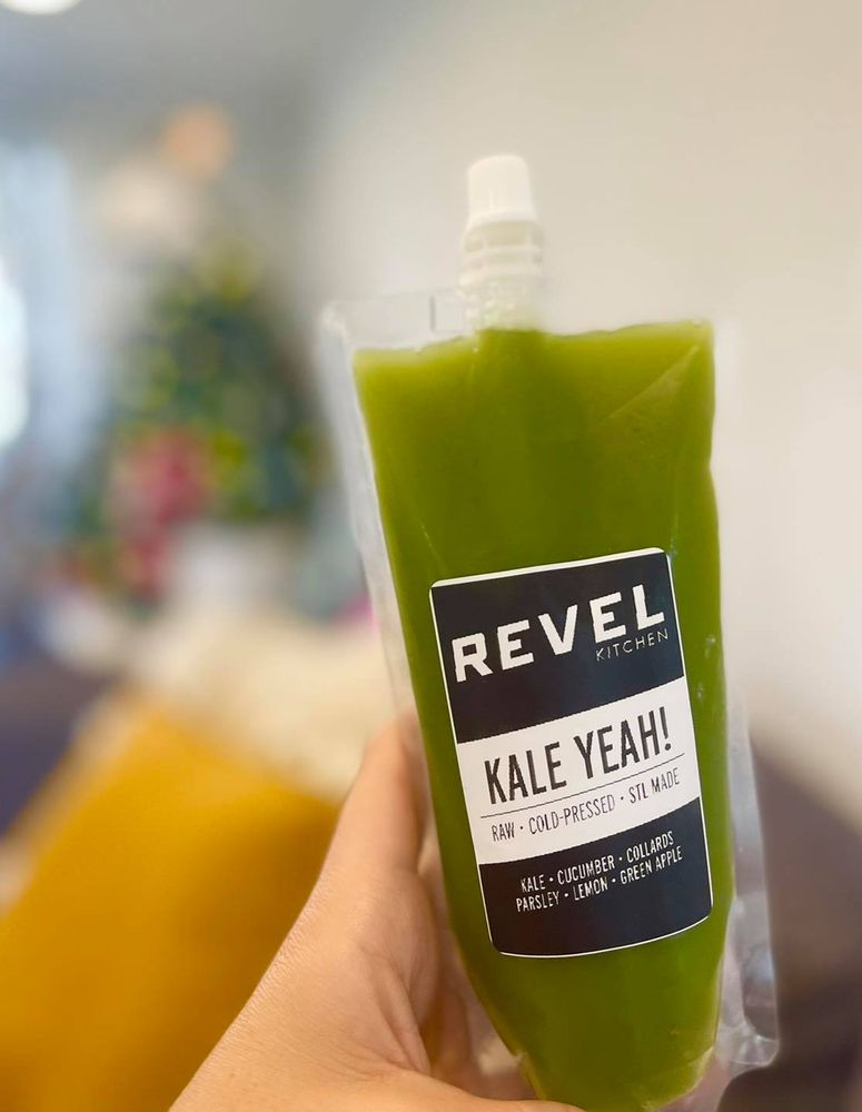 Revel Kitchen: 8388 Musick Memorial Dr, Brentwood, MO