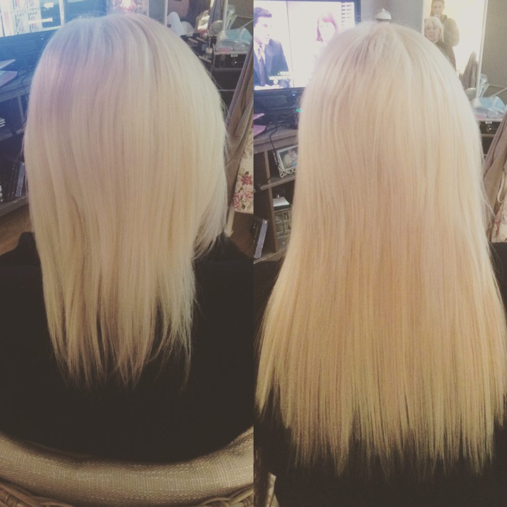 Hot Fusion Hair Extensions Yelp