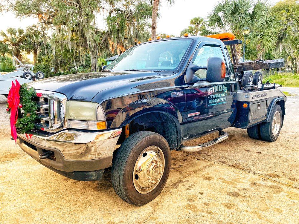 Towing business in Daytona Beach, FL