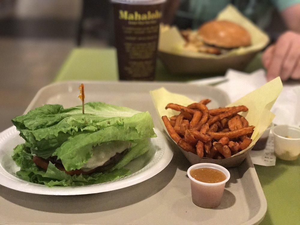 Mahaloha Burger- Kalakaua