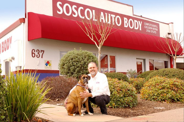 Soscol Auto Body: 637 Soscol Ave, Napa, CA