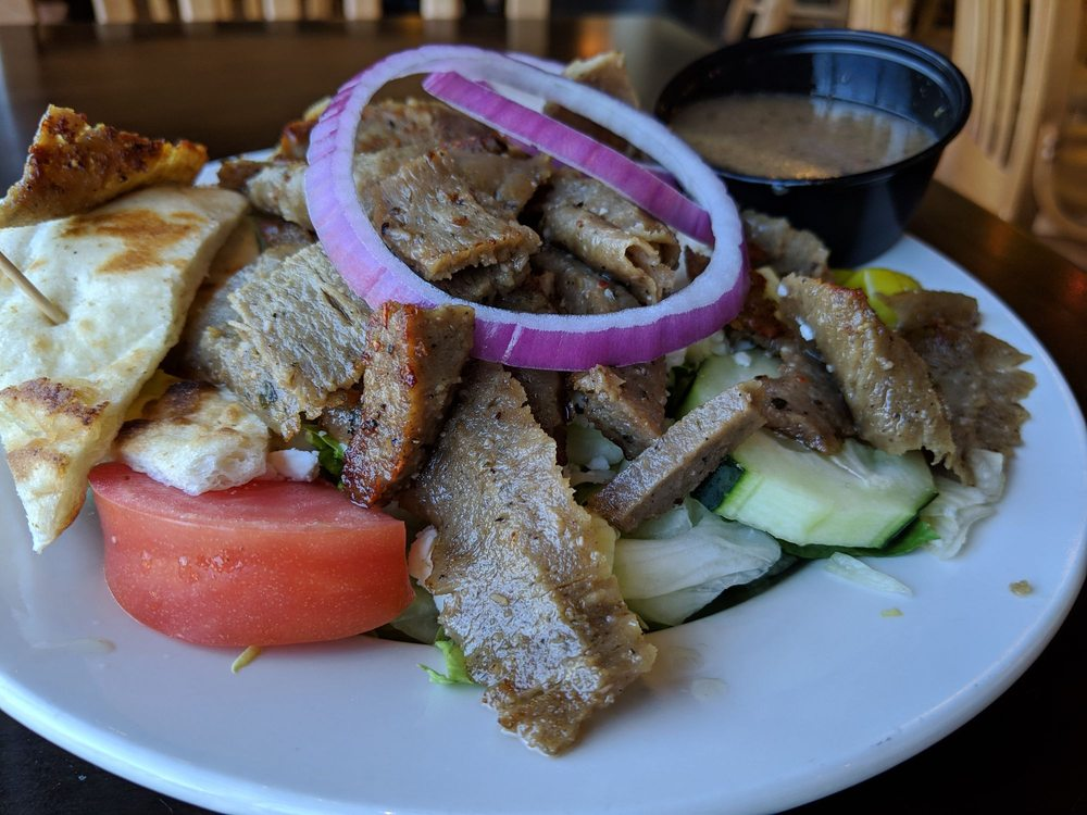 Greektown Grille: 400 E Mcbee Ave, Greenville, SC