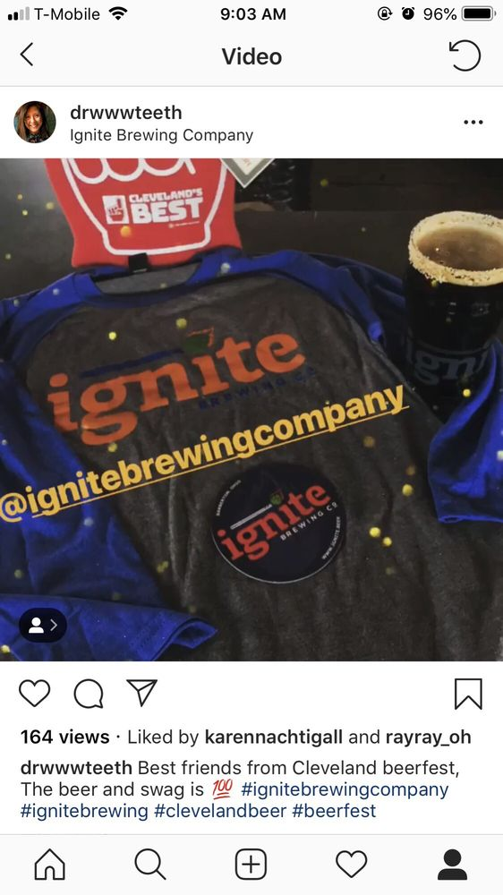 Ignite Brewing Company: 600 W Tuscarawas Ave, Barberton, OH