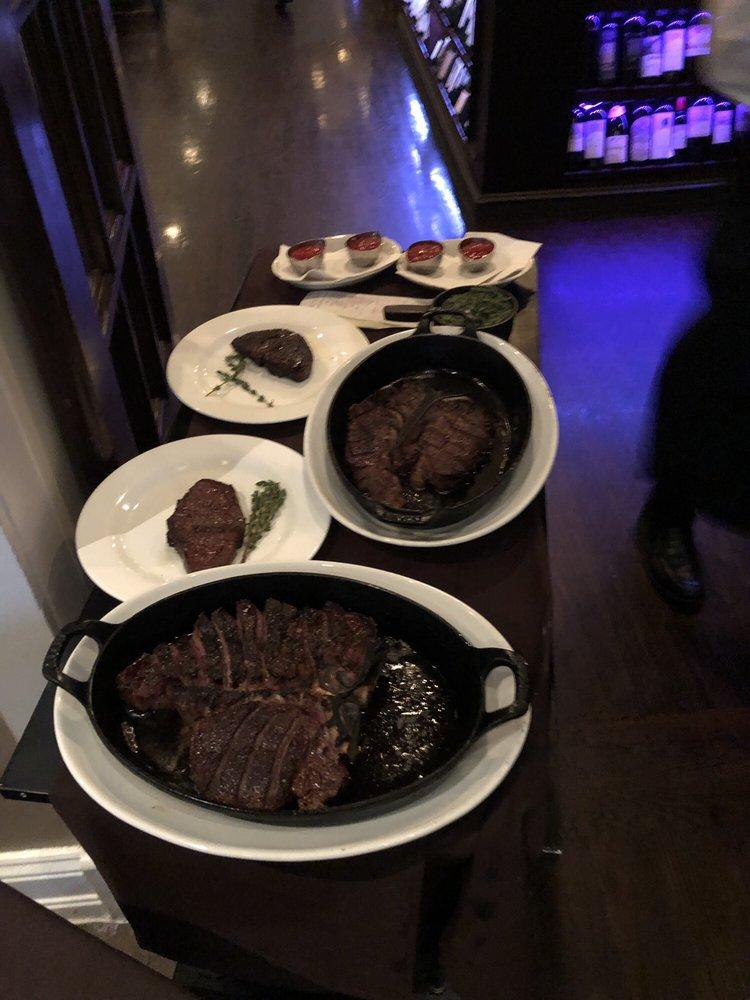 Rothmann's Steak House: 6319 Northern Blvd, East Norwich, NY