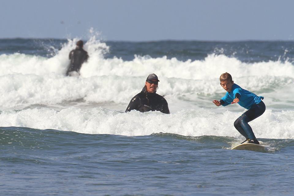BigFoot Surf School: 2700 Jetty Haul Rd, Westport, WA