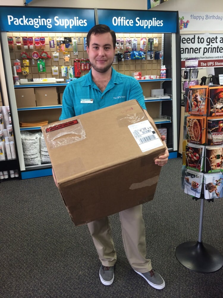 The UPS Store - Printing Services - 274 E Eau Gallie Blvd, Indian ...