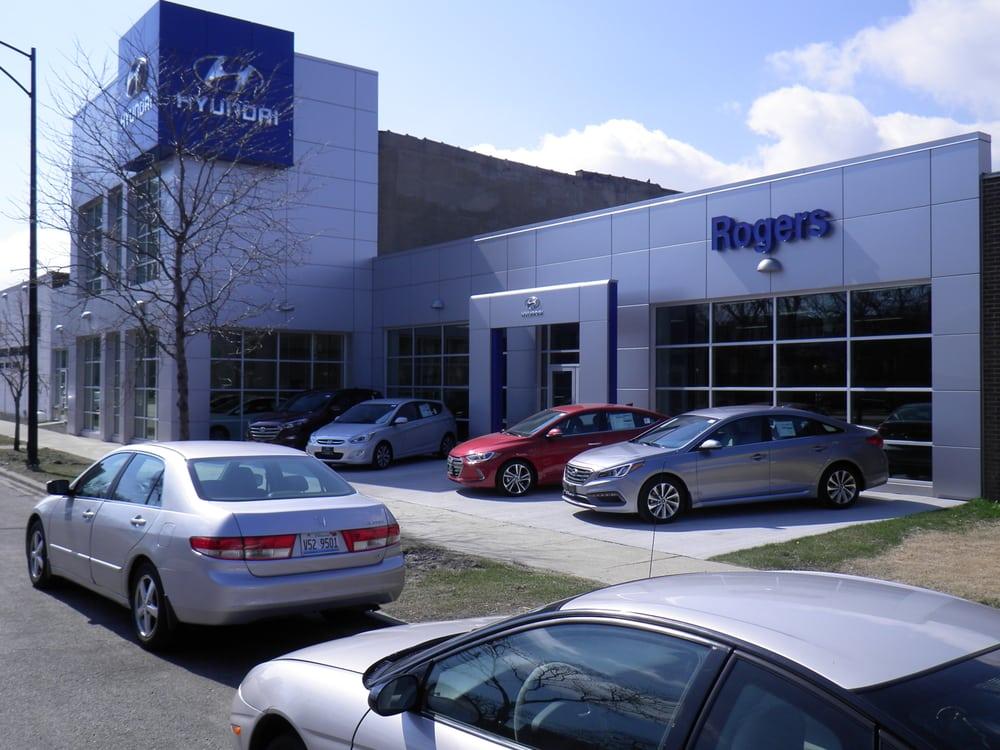 Rogers Hyundai