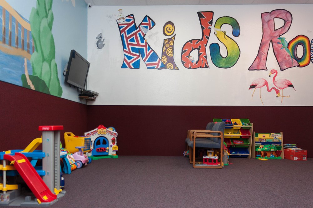 Supervised kids room yelp for Fitness 19 kids room