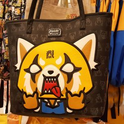 f2c7afa45ac Photo of Sanrio Surprises - Arcadia, CA, United States. Loungefly Aggretsuko