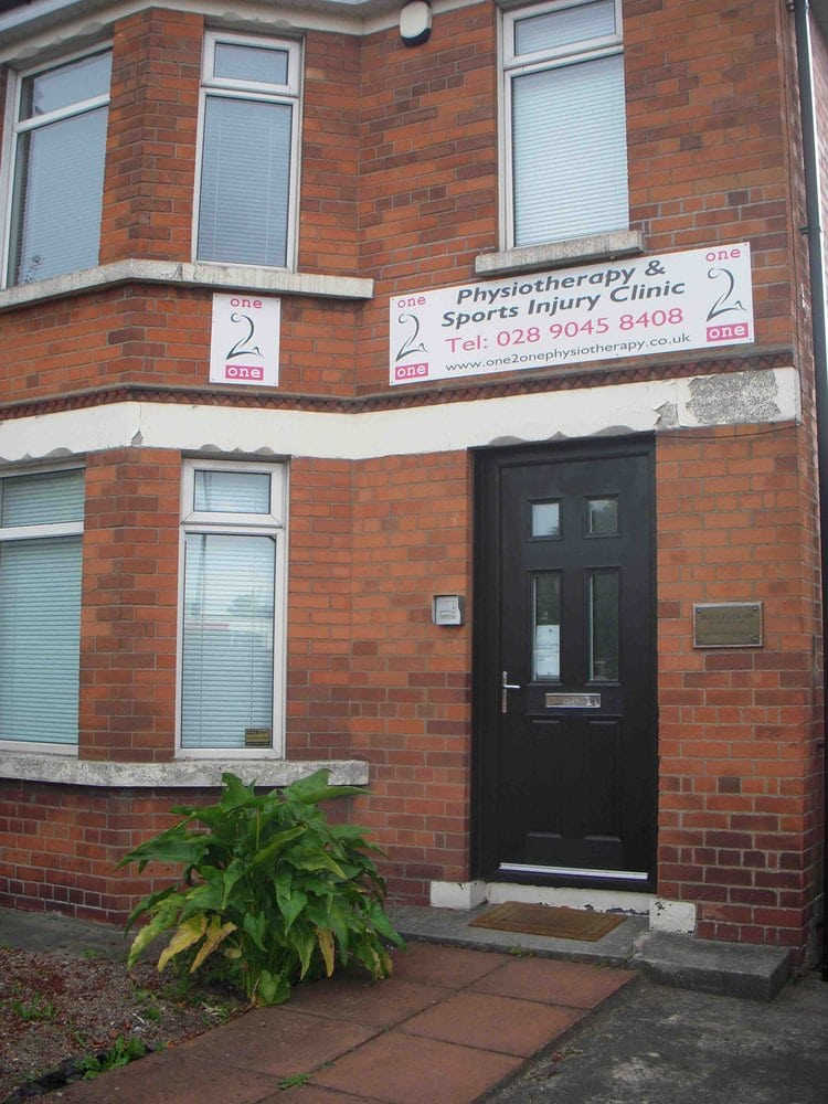One2One Physiotherapy & Sports Injury Clinic | 121 Cregagh Rd, Belfast BT6 0LA | +44 28 9045 8408