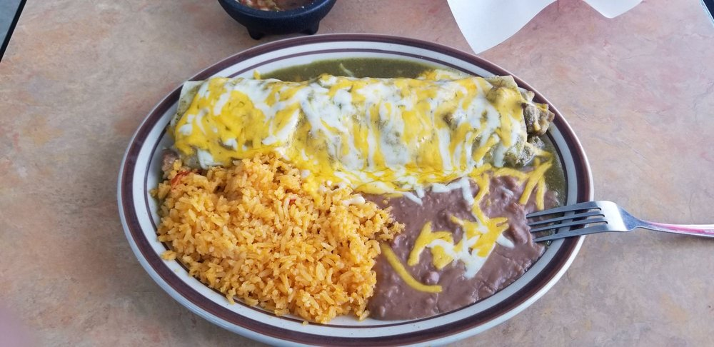 Los Potrillos Mexican: 141 N State St, Hagerman, ID