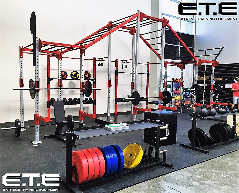 Extreme Training Equipment: 8415 Atlantic Ave, Cudahy, CA