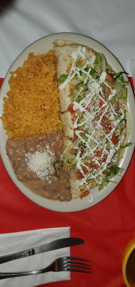 La Malinche Restaurant: 1588 Irving St, Rahway, NJ