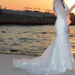 ef8e63efe384f Photo of Fashion Tailoring - San Carlos, CA, United States. Wedding dress  alteration