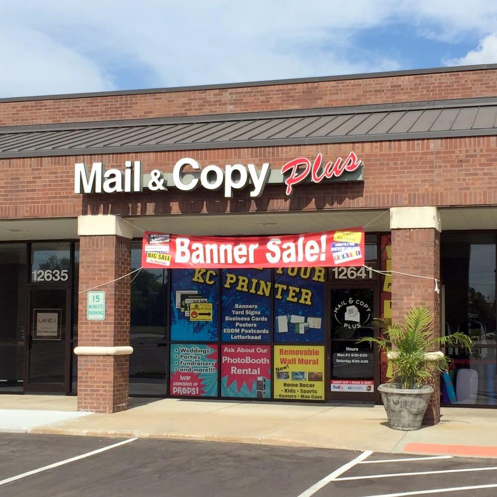 Mail & Copy Plus