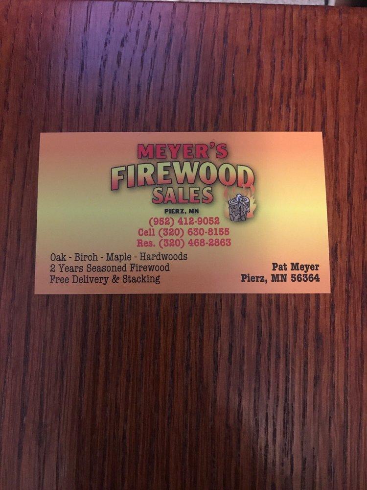 Meyer's Firewood: Pierz, MN