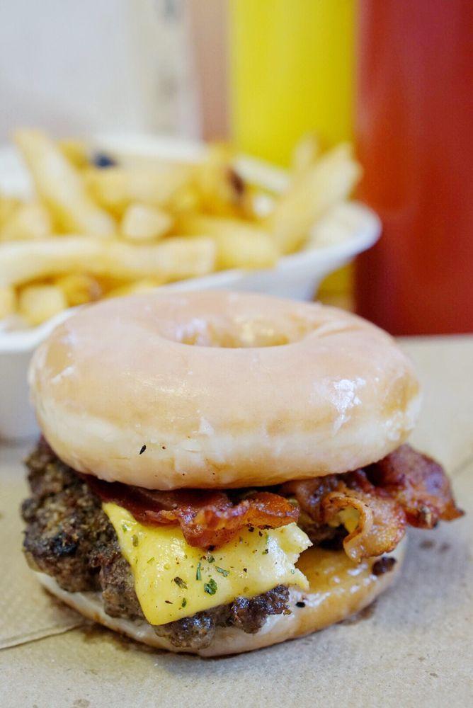 Thee Burger Spot: 3917 N Tampa St, Tampa, FL