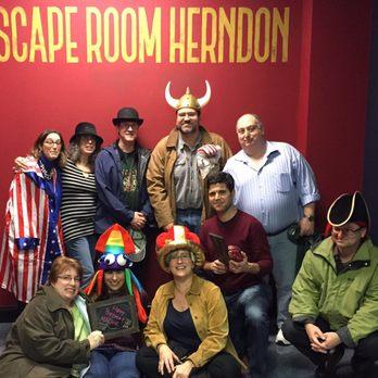 Escape Room Herndon Va