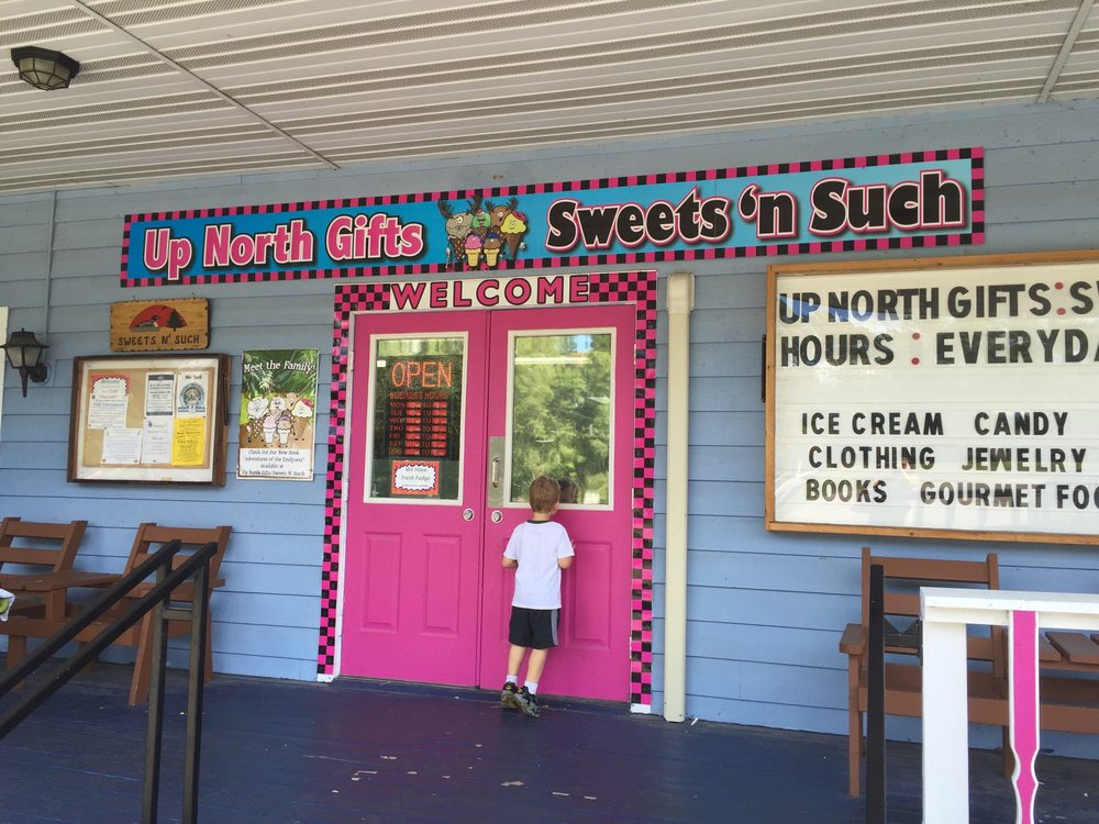 Sweets N'such: 40246 S Bay Dr, Emily, MN