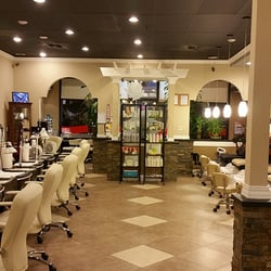 Lotus nails spa 74 photos 67 reviews nail salons - Hair salons tacoma wa ...