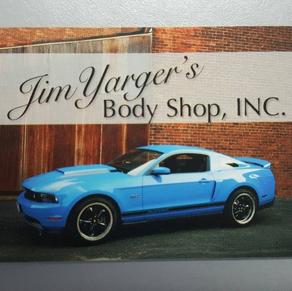 Yarger's Jim Body Shop: 2115 Elida Rd, Lima, OH