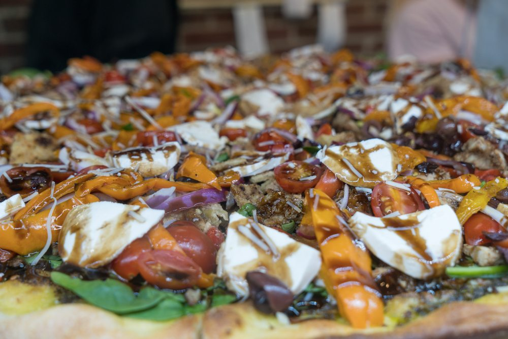 Clifton Village Pizza: 1380 Clifton Ave, Clifton, NJ