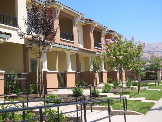 photo of rose gardens apartments san jose ca united states exterior view - Rose Garden Apartments