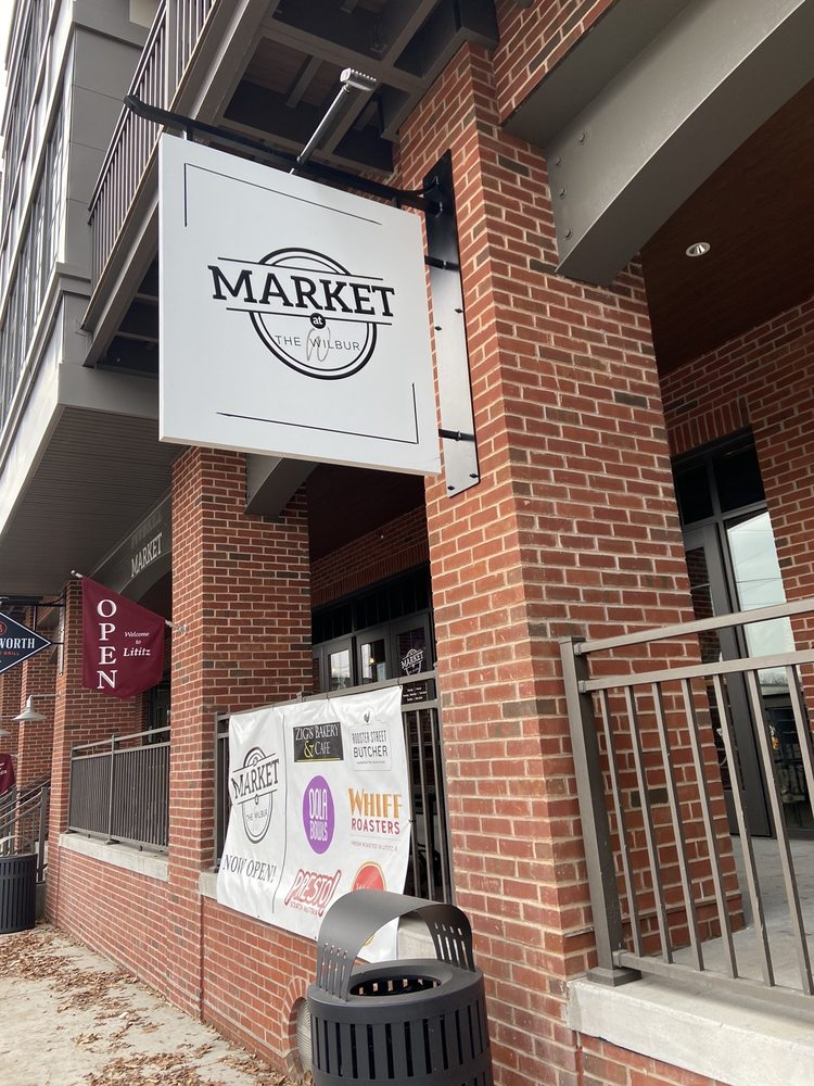 Market at Wilbur: 50 N Broad St, Lititz, PA
