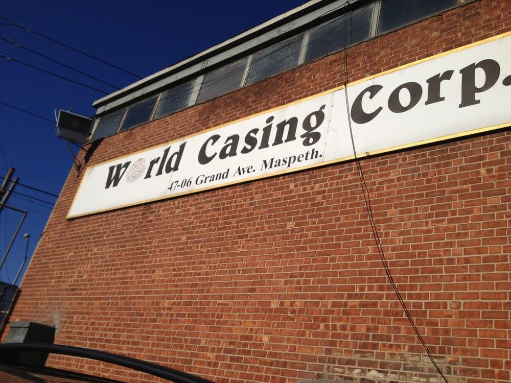 World Casing Corp Embutidos 4706 Grand Ave Maspeth