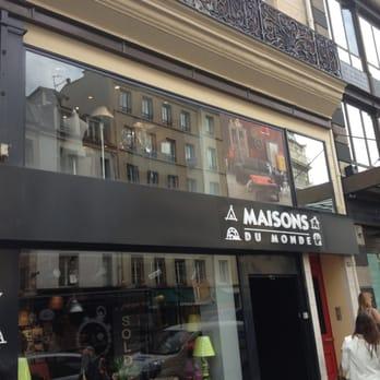 Maisons du Monde - Décoration d\'intérieur - 32 Rue Fbg St Antoine ...
