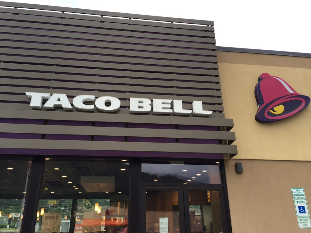 Taco Bell: 506 Jonesborough Rd, Erwin, TN