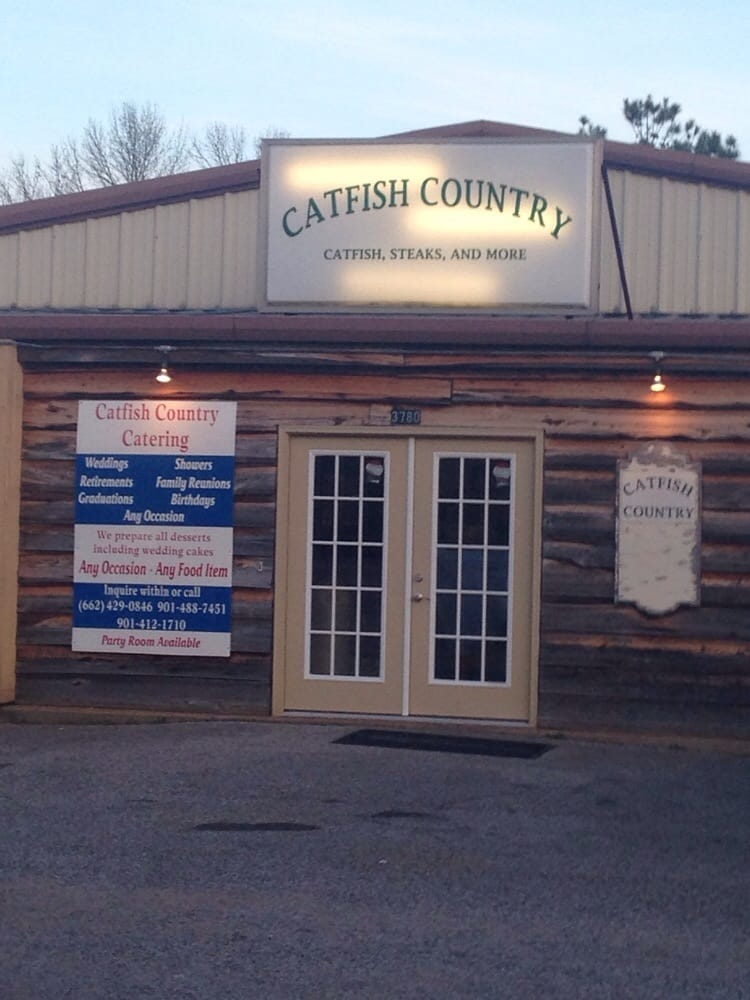 Catfish Country: 3780 Holly Springs Rd Ext, Hernando, MS