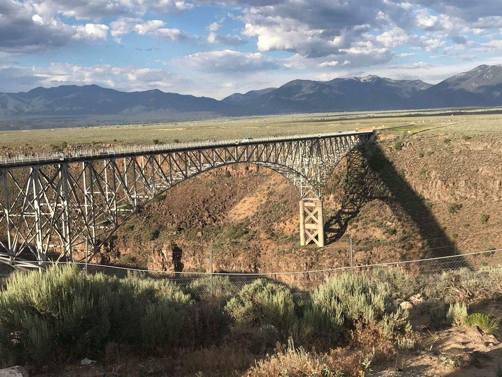 Royal Grande Gorge State Park: Hwy 64, El Prado, NM